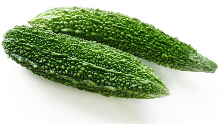 ゴーヤー/苦瓜のイメージ画像:食べ物辞典トップ用