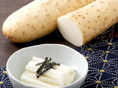 長芋(ながいも)とその栄養成分・効果効能ネバネバ成分は疲労回復・ダイエットにも…?