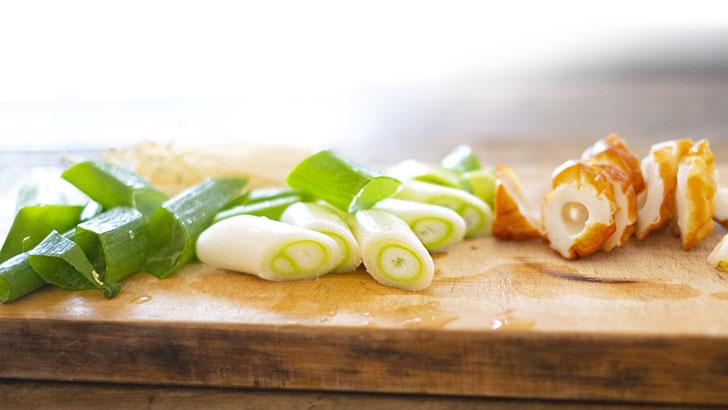 長葱(白ネギ/根深ねぎ)のイメージ