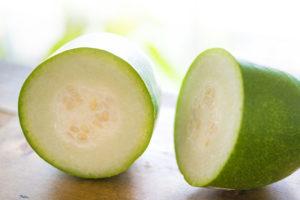 冬瓜/トウガンのイメージ画像:食べ物辞典トップ用