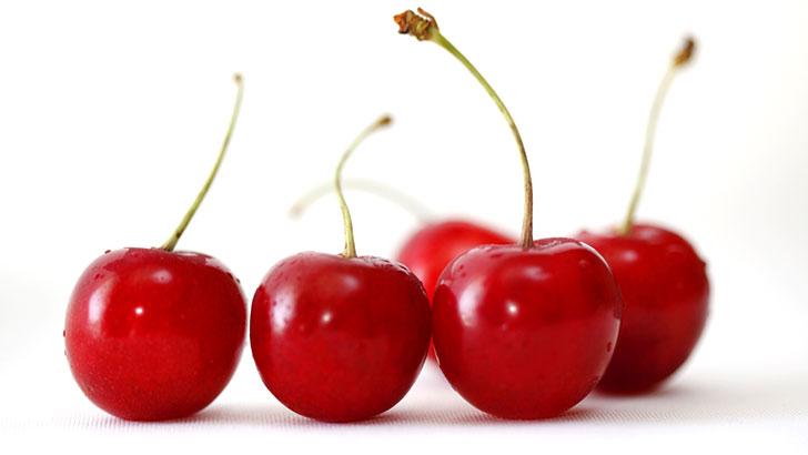 さくらんぼのイメージ画像:食べ物辞典トップ用