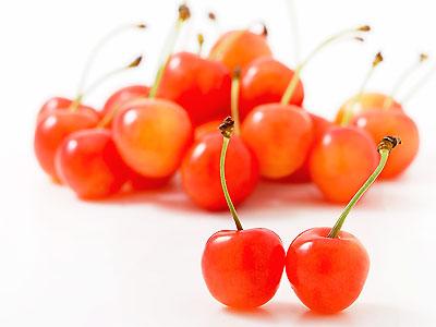 さくらんぼ(桜桃)とその栄養成分・効果効能|美容果物? 女性に嬉しい栄養も…