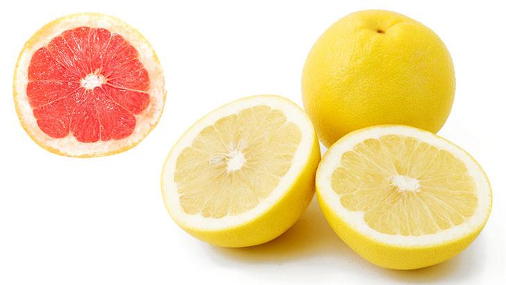グレープフルーツのイメージ画像:食べ物辞典トップ用