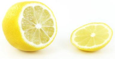 レモンのイメージ画像:食べ物辞典トップ用