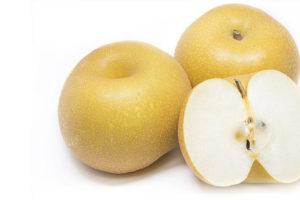 和梨のイメージ画像:食べ物辞典トップ用