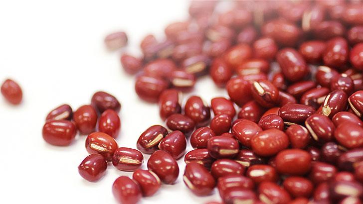 小豆/あずきのイメージ画像:食べ物辞典トップ用