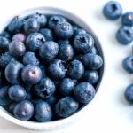 ブルーベリーのイメージ画像:食べ物辞典トップ用