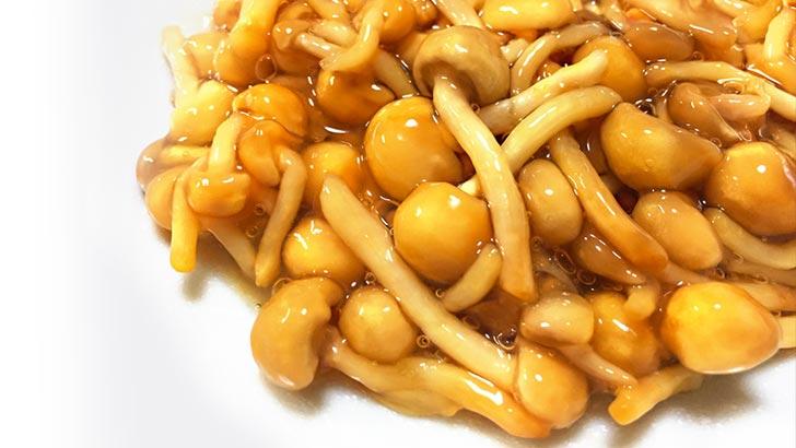 なめこ(滑子/ナメコ)のイメージ画像:食べ物辞典トップ用