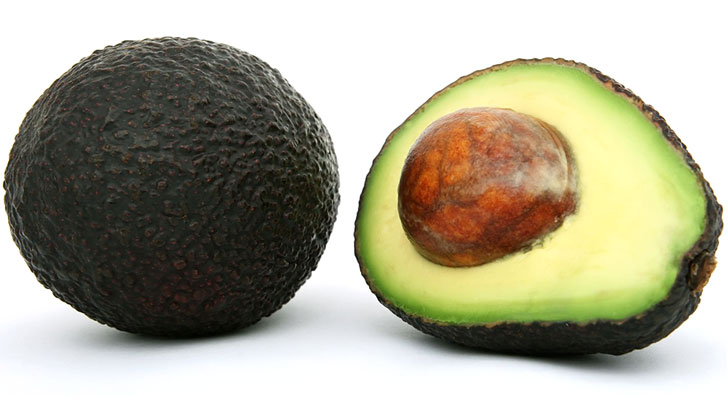 アボカドのイメージ画像:食べ物辞典トップ用