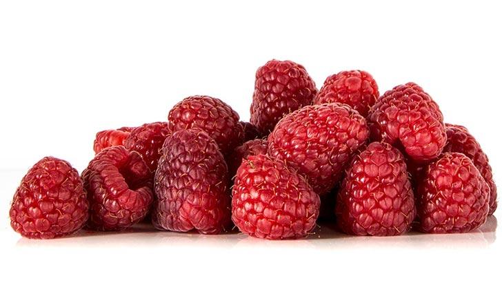ラズベリーのイメージ画像:食べ物辞典トップ用