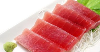 鮪/マグロのイメージ画像:食べ物辞典トップ用