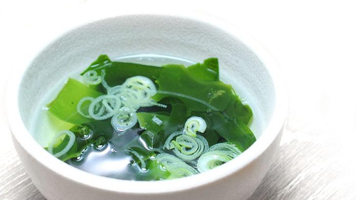 わかめスープのイメージ