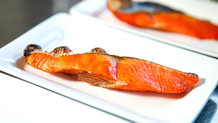 鮭のイメージ画像