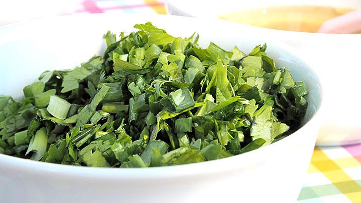 パクチー(香菜/シラントロ)のイメージ