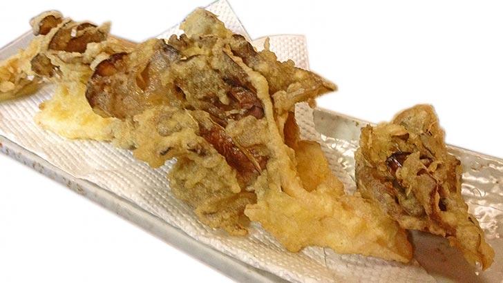 舞茸の天ぷらイメージ