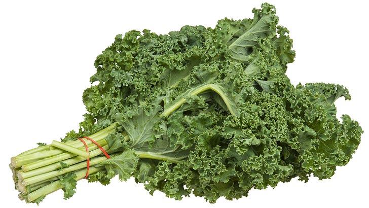 ケールのイメージ画像:食べ物辞典トップ用